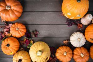 baby halloween costumes pumpkins